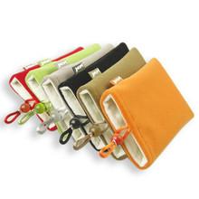 莫凡MP4保护袋gs5手机保护ri机保护套 莫凡绒布袋白菜价正品