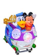 卡通材gs商用宝宝车wa教宝宝摇摆机新式鸭子扬声器