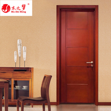 家用纯gv木门全木门co合卧室室内简约房门烤漆实木套装定做