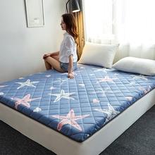 榻榻米gy垫1.5mmm软垫1.8m单的打地铺睡垫可折叠床褥子