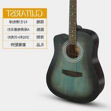 民学吉ha41寸复古ie40寸女学生男用成的入门乐器初谣者吉他
