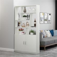 门玄关ha 简约现代ft风隔断柜门厅柜鞋柜家用书柜。