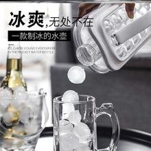 冰块模具壶调酒迷你厚实啤酒球ha11制造酒ft冰模冰冻盒子状