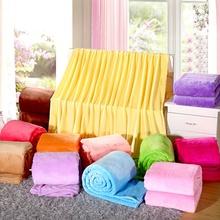 四季珊瑚绒ha2子法兰绒aa薄儿童毯床单的空调毯包邮可印l。