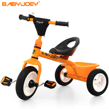 英国Bhabyjoeov踏车玩具童车2-3-5周岁礼物宝宝自行车