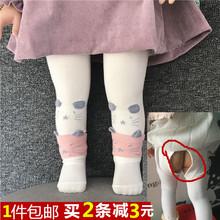 春秋纯棉女宝宝0-1-2-3岁女