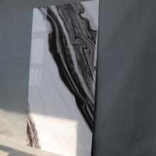 地板砖hb客厅大地砖co上墙客厅沙发电视背景墙800x1600连接纹理