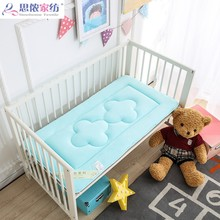 宝宝 hc.2米12dj米床褥子垫子加厚折叠 幼儿园午睡软垫