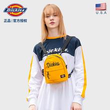 【专属】Dickies新he9潮牌双肩lbins风女迷你书包(小)背包M069