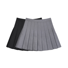 VEGhe CHANlk裙女2021春装新式bm风约会裙子高腰半身裙学生短裙