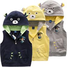 [hezuodai]童装小熊男童休闲帅气时尚
