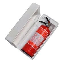 灭火器hf车用家用1lfkg干粉固定年检车载灭火器包邮