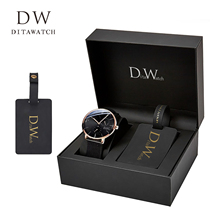 202hi新式dw男st正品名牌瑞士十大品牌全自动机械表氚气潮男表