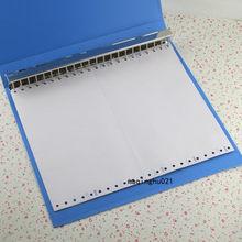22孔文件夹 打印帐单清单夹 水费hj14费电话fc增值税发票夹