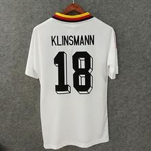 1994年世界杯德国主场球衣hn11典复古bs服18号克林斯曼队服