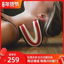 英国NeckSaviour mini家用颈hn18牵引矫qm器U型脖子理疗枕