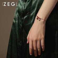 ZENhnLIU鼠年wj女ins(小)众设计韩款个性网红简约米奇手饰品