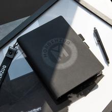 活页可ho笔记本子随sta5(小)ins学生日记本便携创意个性记事本