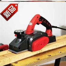 木工电ho机家用多功vi台刨r 机床电刨电锯平刨 刨木机台式刨