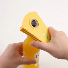 日本多hp能开盖器防jh器省力罐头旋盖器厨房(小)工具神器