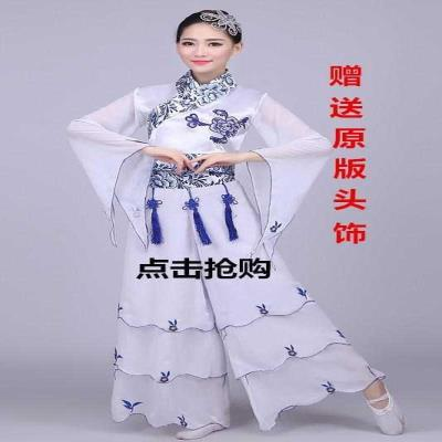 古筝少hu国学宝宝中ng族风服装(小)孩古典舞演出服女童(小)七