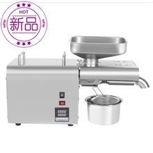 冷榨家hu家庭油菜籽ng(小)型炸油机菜u籽芝麻油商
