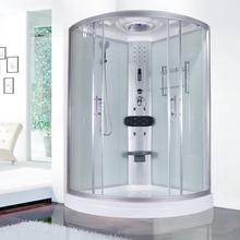 淋浴房hy体浴室一体fz形家用隔断沐浴房卫生间洗澡房卫浴玻璃