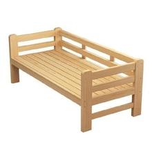 (小)床宝宝床带护栏侧梯多功能可hy11动汽车ht拼接床加宽床边
