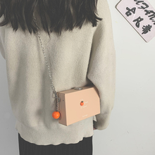 盒子(小)方包包女(小)包hz6021新nx百搭链条斜挎包少女单肩手机包