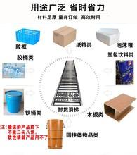 自动化hz工辊筒传送rt托辊(小)型传送带货柜车输送线货柜装卸货