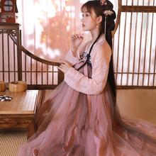 絮意正ia原创【如画ul襦裙日常传统齐腰套装六米摆女夏季