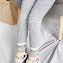 [icant]女童打底裤春秋薄款外穿童