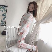 一款可以做月子服的柔软睡衣家id11服套装ia~