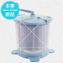 湿衣服ig干器手动脱vb5踩式单l脱水机(小)型迷甩干桶脱水机宿舍