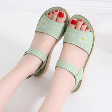 儿童凉鞋女童沙滩鞋202