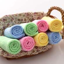 洗碗巾in油毛巾厨房ta沾油竹木纤维洗碗(小)抹布家用