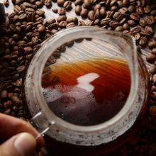 农科院云in1(小)粒咖啡er咖啡有机咖啡黄金曼特宁咖啡豆 227g