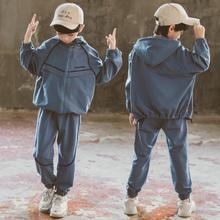 童装男童春装套装儿童男孩韩款io11气洋气se装中大童12岁15