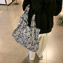 馨帮帮j3折叠便携环3t袋超市购物袋大容量环保袋布袋子买菜包