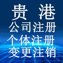广西贵ja0市桂平市qu司注册工商营业执照变更代理注销