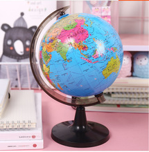 世界地球仪摆件学生儿童智