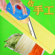 土豆丝jc丝器多功能ll器刨丝板擦丝刀切片器机刨丝板家用手动
