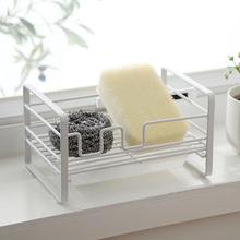 厨房水jc置物架收纳qq沥水架水槽上方刷碗抹布海绵架子
