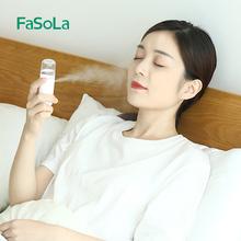 日本纳jd喷雾补水仪bd便携充电(小)型美容保湿脸部加湿器