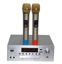 无损音乐演出级无线话筒台je9dvd发nl合音响电视k歌6.5寸箱