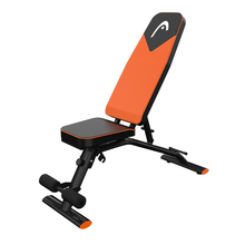 海德进jeHEAD多ha卧起坐板男女运动健身器材家用哑铃凳健腹板