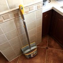 扫把套je 笤帚扫帚jt缩扫把组合扫头发折叠软毛家用笤帚刮齿
