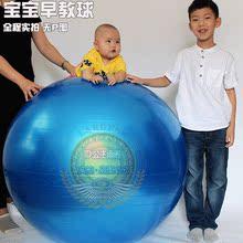 正品感je100cmjt防爆健身球大龙球 宝宝感统训练球康复