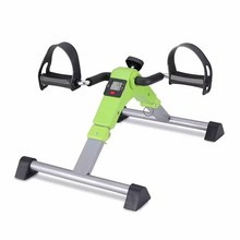 健身车ji你家用中老bo感单车手摇康复训练室内脚踏车健身器材