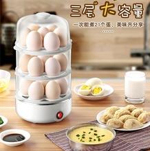 耐用煎ji器煮蛋机鸡wu插电煎锅全自动断电家用早餐神器